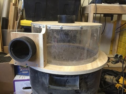 BUILD: Dust Separator