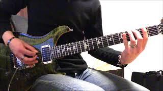 Amon Amarth - We Shall Destroy - (guitar cover)