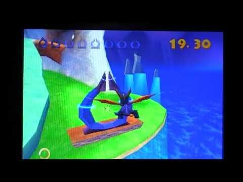 Spyro 2 - Ocean Speedway