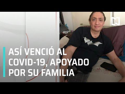 Testimonio de paciente que se curó de Covid-19 - Las Noticias