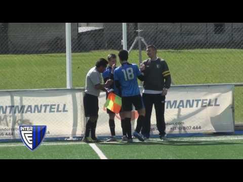 Inter Club d'Escaldes 3-1 FC Encamp B