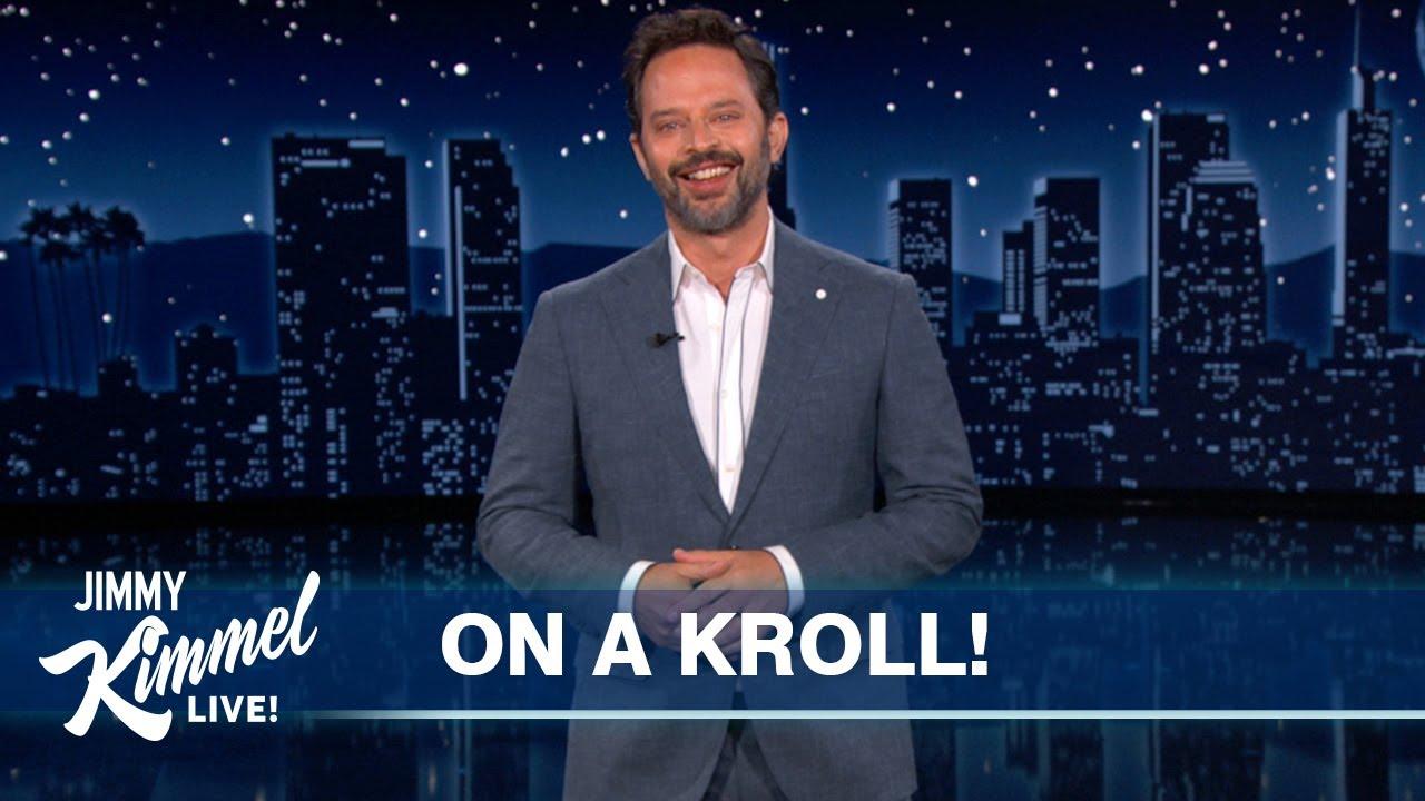 Download Guest Host Nick Kroll on Creepy Matt Gaetz, Snowflake Shark Attacks & Guillermo's Stand-Up