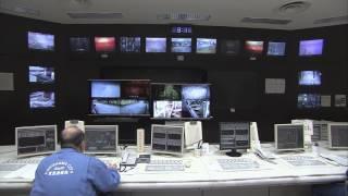 焼却工場見学ガイド⑧中央管制室(英語)