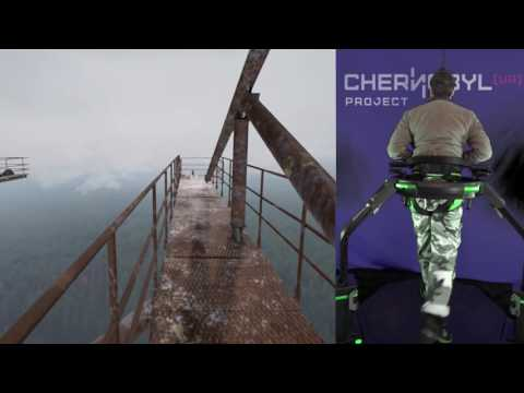 Chernobyl VR Project with the Virtuix Omni