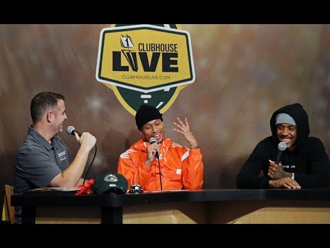 Clubhouse Live: Josh Jones and Kevin King
