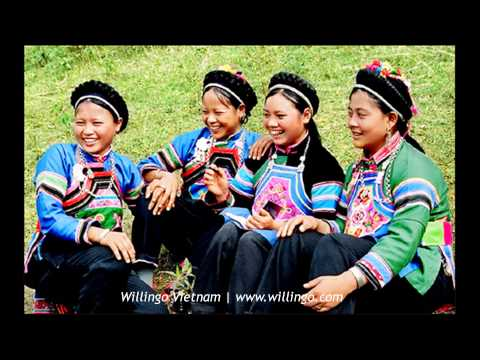 Traditional clothing of ethnic minority groups of Vietnam