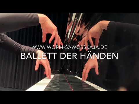 Ballett der Hände, eine Faszination…