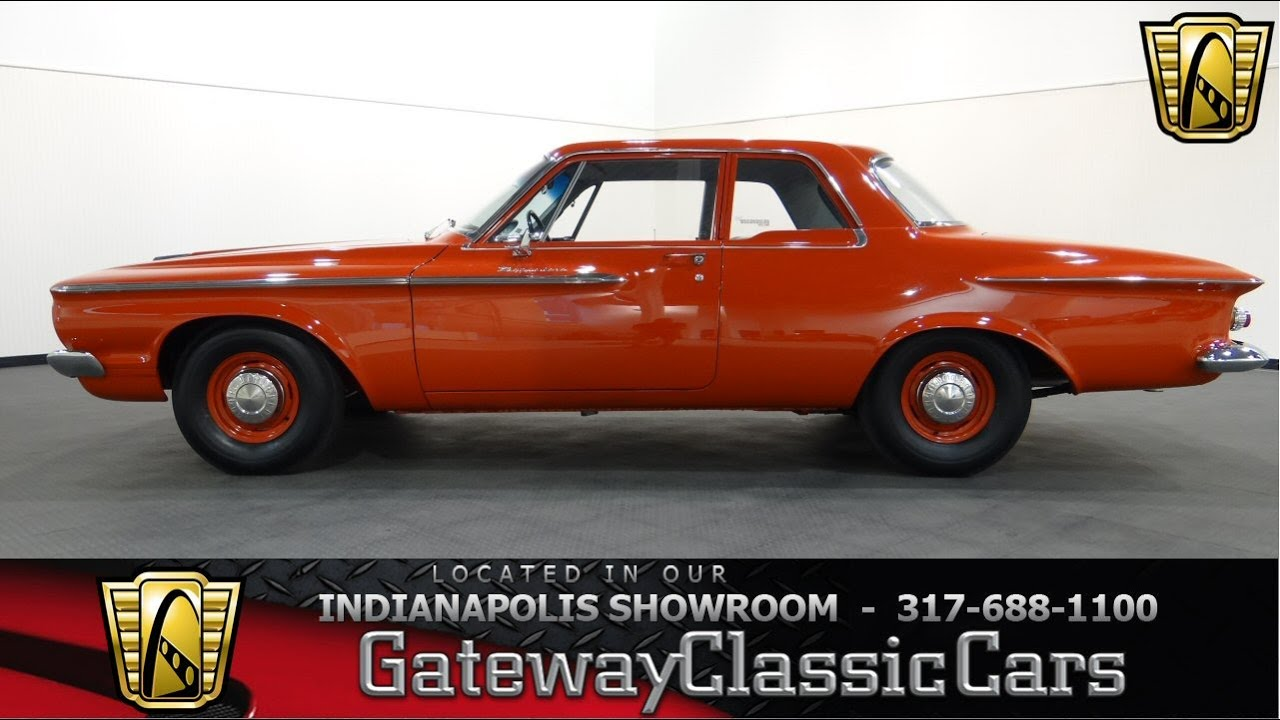 Cars For Sale In Md >> 1962 Plymouth Belvedere - Gateway Classic Cars ...