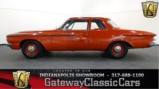 1962 Plymouth Belvedere - Gateway Classic Cars Indianapolis - #570NDY