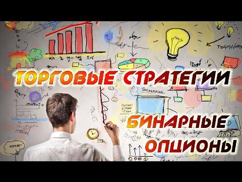 Бинарные опционы -торговая стратегия для работы Вебинар 5