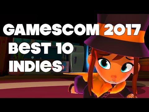 Top 10 Best Looking Indie Games of Gamescom 2017