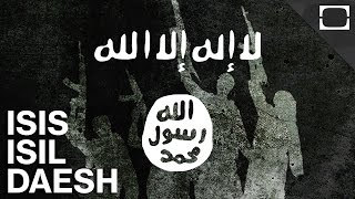 Why Does ISIS Have So Many Names?
