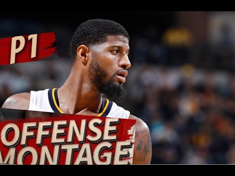 Paul George 2016/2017 Scoring Compilation PART 1 - #PG13