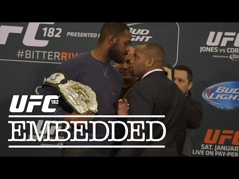 UFC 182 Embedded: Vlog Series - Episode 4