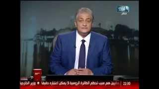 """بالفيديو.. عصام الأمير مهددا """"أبو حفيظة"""": """"إما الاعتذار أو وقف بث القناة"""""""