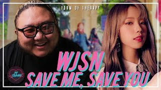 """Producer Reacts to WJSN """"Save Me, Save You"""""""