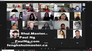 20210224, Feng Shui Master, Paul Ng, AREAA, Toronto, Canada