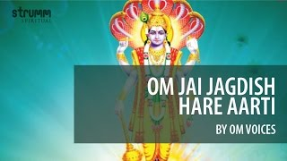 Om Jai Jagdish Hare Aarti by Om Voices