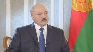 لقاء حصري مع الرئيس البيلاروسي الكسندر لوكاشينكو
