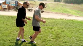 CrossFit - A Short Running Lesson With Dr. Nicholas Romanov, Part 2: Unweighting