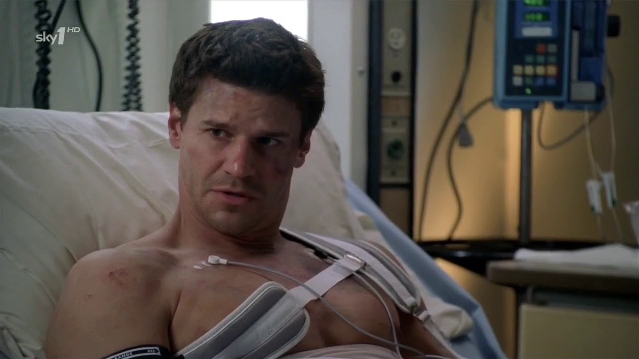 """Download Bones 1x15 - """"you shouldn't be looking at my x-rays"""""""
