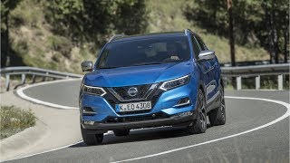 Nissan Qashqai  (2019) with 1.3l engines 140 or 160 hp