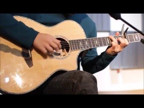 田馥甄 (Hebe Tien) - 小幸運 (A little Happiness) Guitar fingerstyle cover