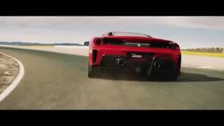 Ferrari 488 Pista Official Video 官方車型影片