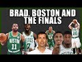 Brad Stevens and the Boston Celtics are set for the NBA FINALS!