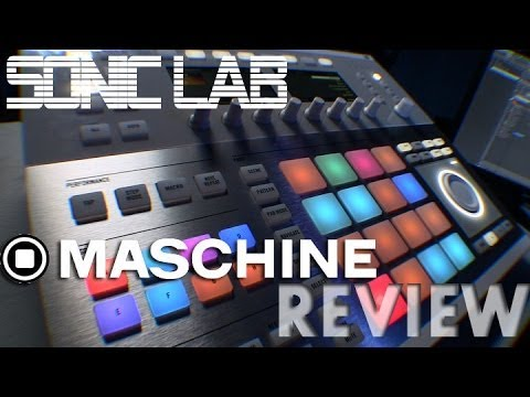 maschine studio and v2 0 software in depth review youtube. Black Bedroom Furniture Sets. Home Design Ideas
