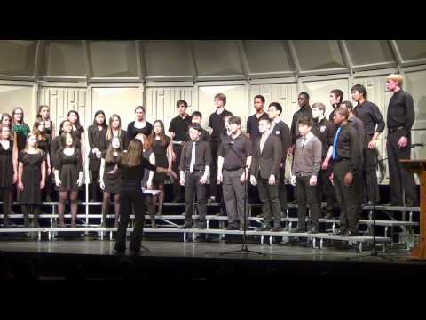"Blair Academy Singers ""No Nobis Domine"""