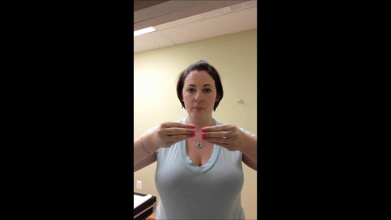 Basic Baby Sign Language Youtube