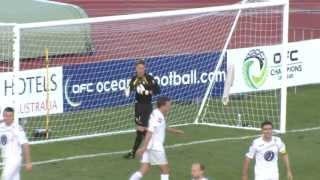 2013 OFC Champions League / Final / Waitakere United vs Auckland City FC Highlights