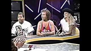 Howard Stern - Channel 9 Show - Episode 4 (1990)