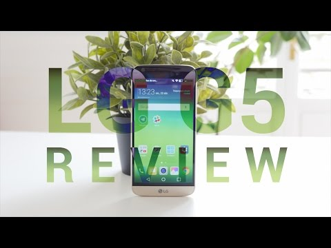 Review LG G5, análisis en español