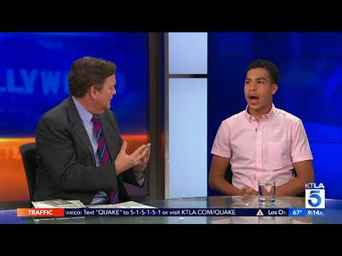 """""""Black-ish"""" Star Marcus Scribner Shares College Possibilities"""