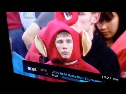 Wisconsin fan reacts to the 2015 National Title Game