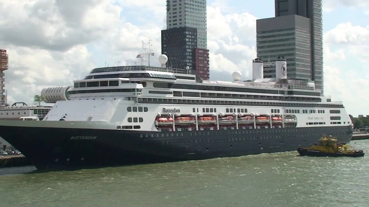 Fjord Rotterdam Ms Quotrotterdam Quot Holland America Line Youtube