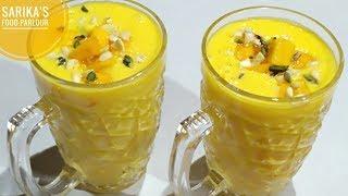 Mango Lassi Recipe   Aam Ki Lassi   Mango Yogurt Smoothie   Summer Special Drink   Lassi Recipe