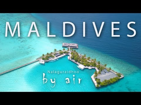 The Maldives by Air, Sea and Land  - Sun Island - 4k