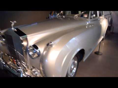 Rolls Royce Silver Cloud ll A View to a Kill James Bond Lumix LX5