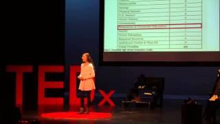 Personal finance education in high school | Tanvee Patankar | TEDxYouth@LakeVilla