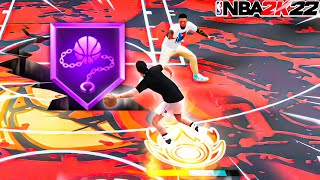 THE POWER of HOF QUICKCHAIN on NBA2K22...