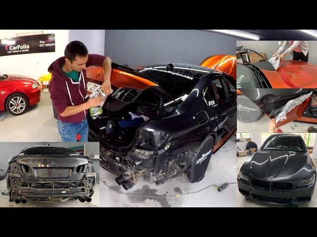 *74 Vlog/CarVlog - AM DECOLANTAT BMW-UL! (+NOUA CULOARE)