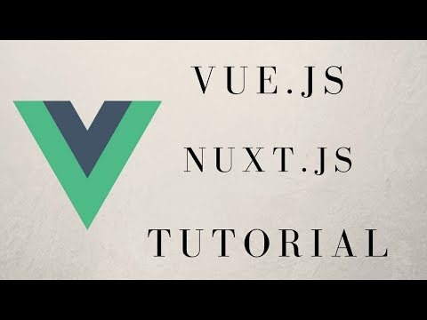 How To Setup Titles And Meta Descriptions In Nuxt js - YouTube