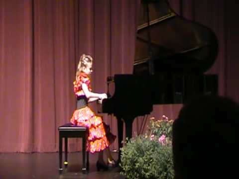 maria playing castanets by gillock youtube