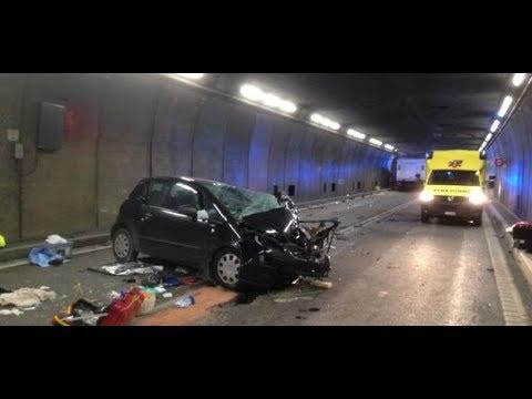 Schweiz: Unfall im