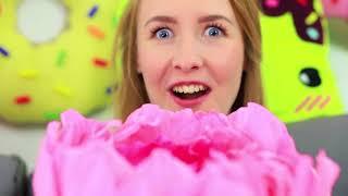 7 DIY Giant Candy vs Miniature Candy  Funny Pranks! 13 Funny Pranks  Prank Wars!