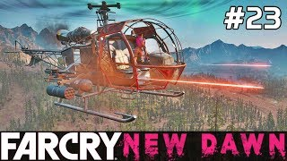 FAR CRY New Dawn Gameplay PL [#23] Gigantyczny BOSS /z Skie