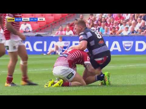 2017 Challenge Cup Final highlights